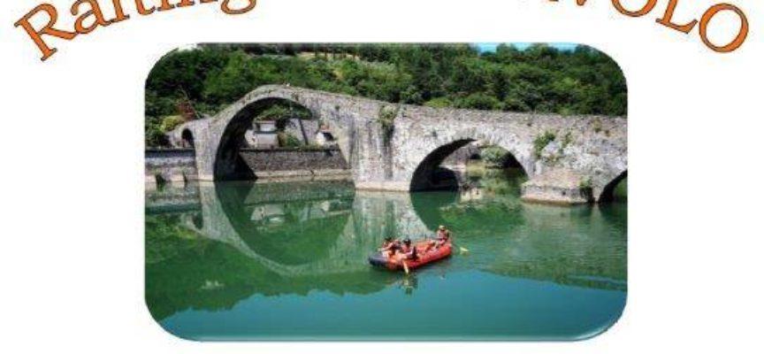 Rafting del Diavolo a Borgo a Mozzano per la notte bianca