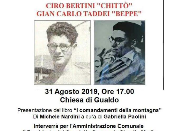 Massarosa ricorda il sacrificio di Gian Carlo Maria Taddei (detto Beppe) e Ciro Bertini (detto Chittò)