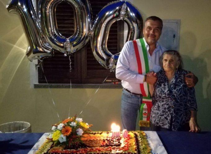 Porcari festeggia un'altra centenaria.