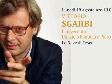 VITTORIO SGARBI OGGI A CASTELNUOVO DI GARFAGNANA
