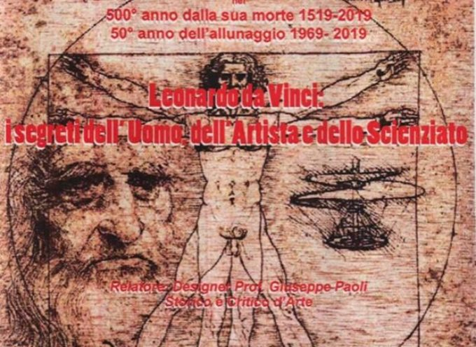Alla scoperta di Leonardo da Vinci.