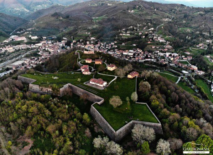 La Fortezza di Monta'Alfonso è sicuramente il monumento più imponente della Valle