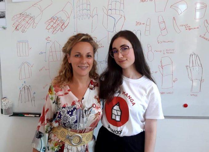 L'ASSESSORE SERENA FREDIANI HA FATTO VISITA ALLA 'LUCCA MANGA SCHOOL' DI MARLIA'