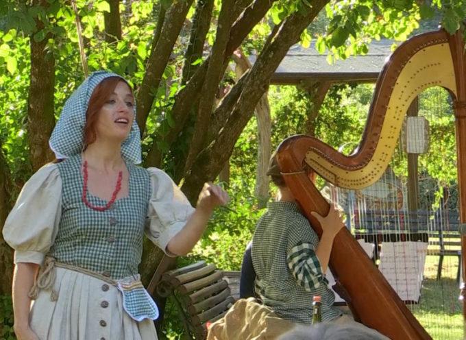La storia di Beatrice di Pian degli Ontani nel Parco di Villa Fiori