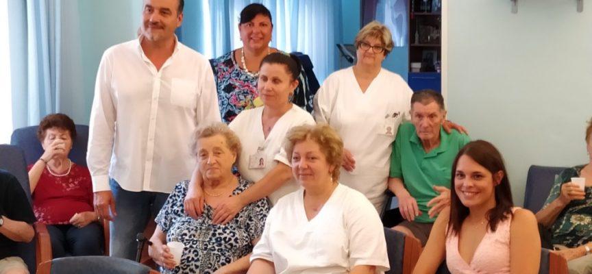 PORCARI – Il Centro Diurno per Anziani festeggia 30 anni