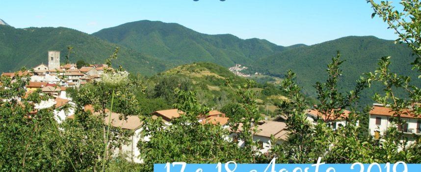 Sabato 17 e domenica 18 agosto Careggine celebra la natura, il prodotto tipico e la tradizione