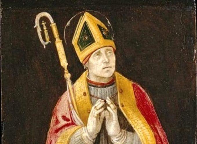 Il Santo del giorno, 7 Agosto: S. Donato d'Arezzo, protettore degli epilettici