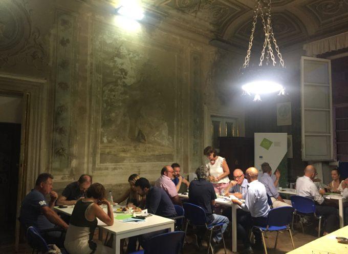 il progetto per la logistica urbana sostenibile: successo per l'incontro a Confcommercio Lucca con gli operatori