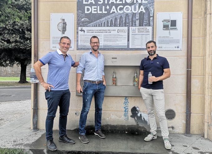 Quattro nuove stazioni dell'acqua in arrivo a Ponte a Moriano a San Filippo, nell'Oltreserchio e a Pontetetto