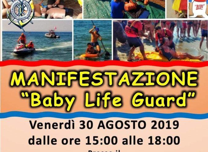 Baby Life Guard a Forte dei Marmi – Pratiche di salvamento e molto altro..al Bagno di Carlo