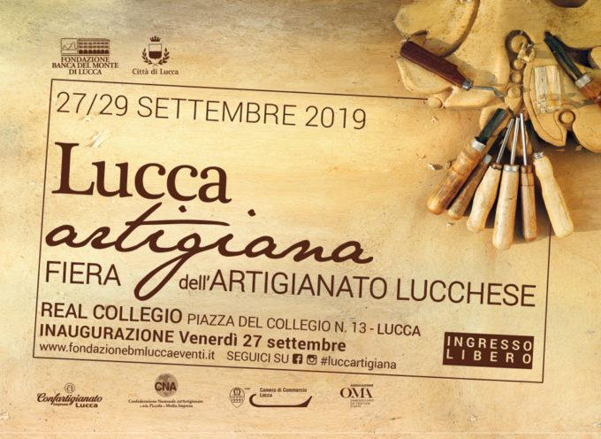 """LuccArtigiana: prorogate al 18 agosto le iscrizioni alla quarta edizione dell'artigianato lucchese """"DOCG"""""""
