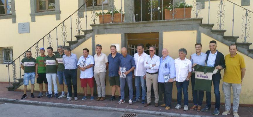 Presentata a Porcari la quarta edizione della ciclostorica La Vinaria