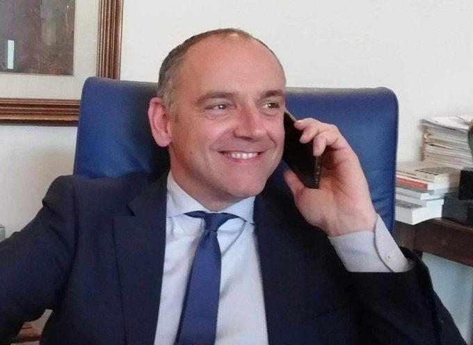 Luca Menesini ospite del talk di Real Collegio Estate