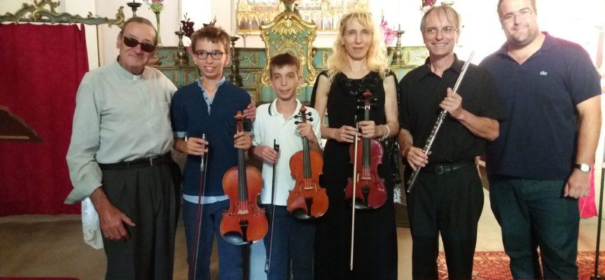 """BORSIGLIANA – il concerto """"Voci e suoni: tempi e spazi immaginari"""""""