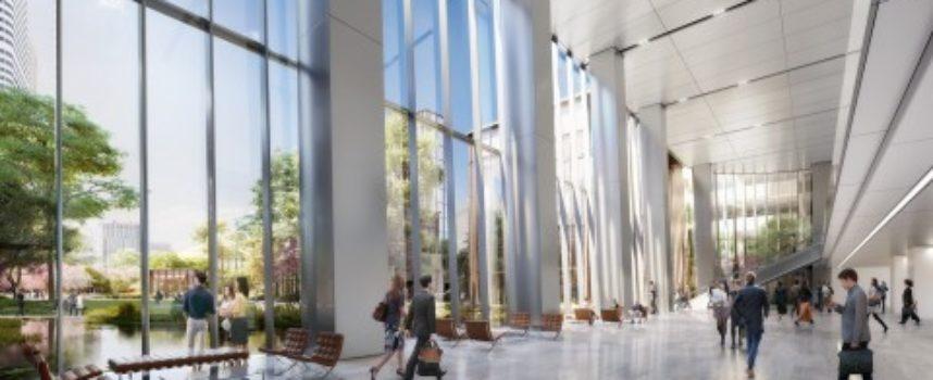 Mori Building intraprende un imponente progetto di rigenerazione urbana nel centro di Tokyo