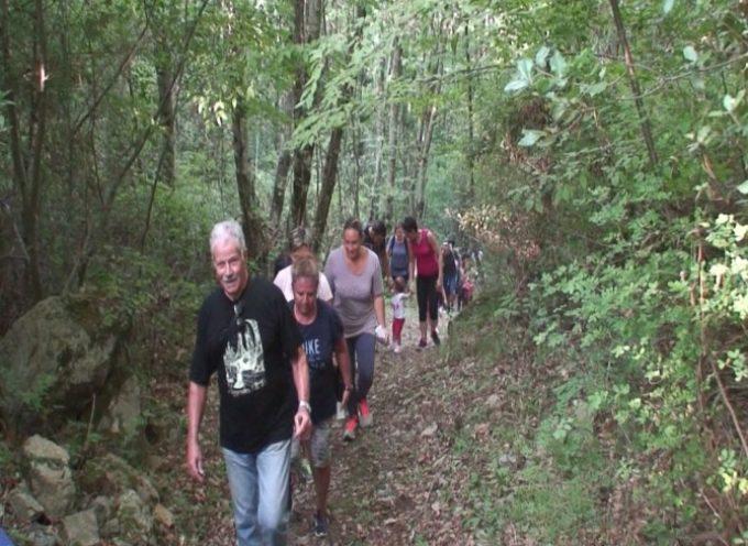 Una passeggiata sul monte Acuto per ricordare Don Aldo Mei