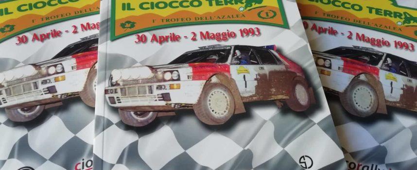PRIMA USCITA PER IL LIBRO CIOCCO TERRA 1993