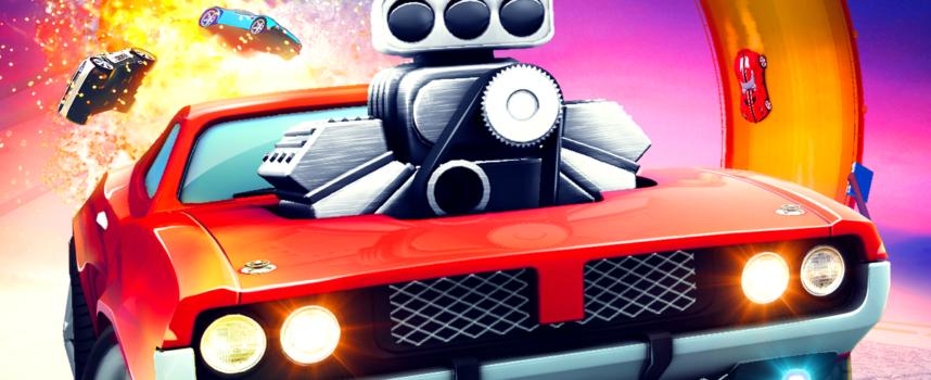 Mattel® lancia il gioco di corse automobilistiche digitale gratuito Hot Wheels™ Infinite Loop, il primo in assoluto per il brand Hot Wheels®