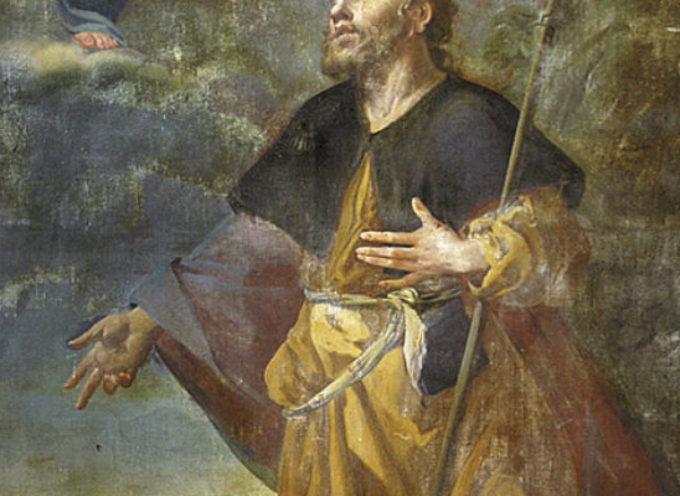Il Santo del giorno, 16 Agosto: S. Rocco, invocato contro la peste, i terremoti, le grandi catastrofi,