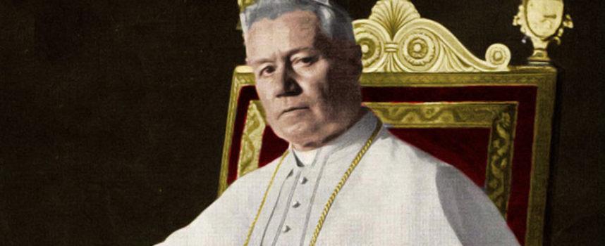 Il Santo del giorno, 21 Agosto: S. Pio X, Papa Sarto