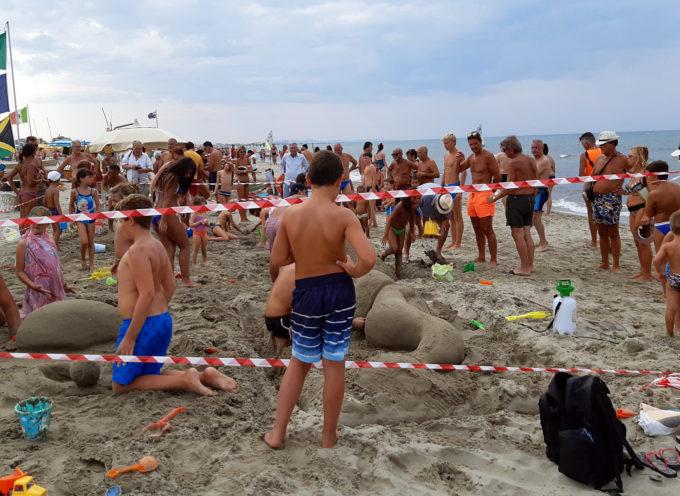 """""""Festival dei Castelli di Sabbia"""", vince la lotta all'inquinamento del mare"""