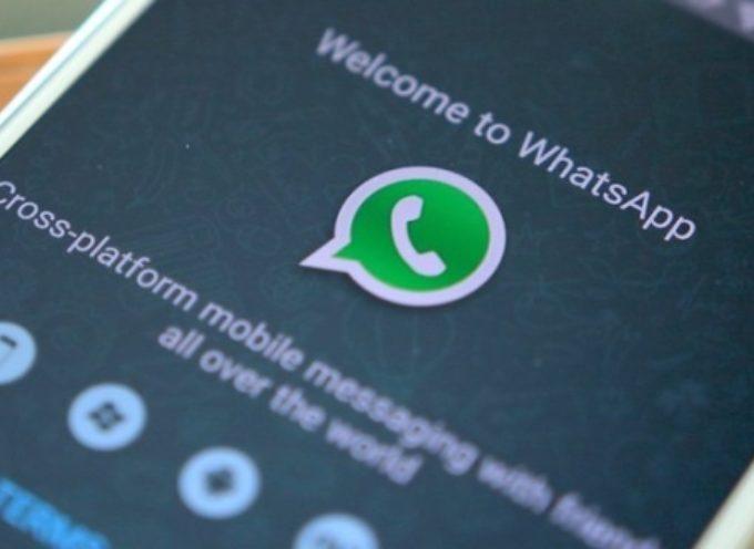 Segnalazioni al Consorzio da oggi anche su WhatsApp
