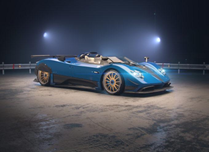Pagani Automobili lancia LA Huayra Roadster BC nel gioco di Zynga CSR Racing 2