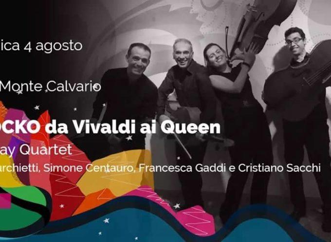 Musica sulle Apuane – Domenica 4 agosto, Concerto sul Monte Calvario alle ore 18.00