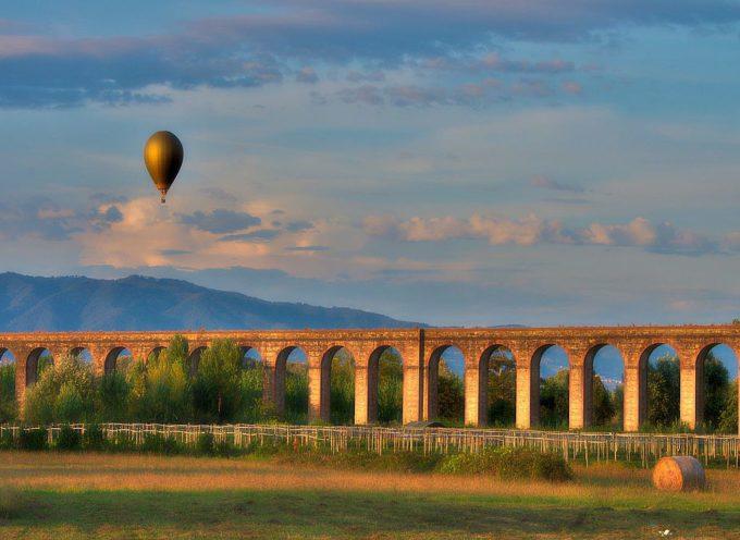 CAPANNORI – Dal 6 al 15 settembre mongolfiere e aerei protagonisti della Festa dell'aria 2019