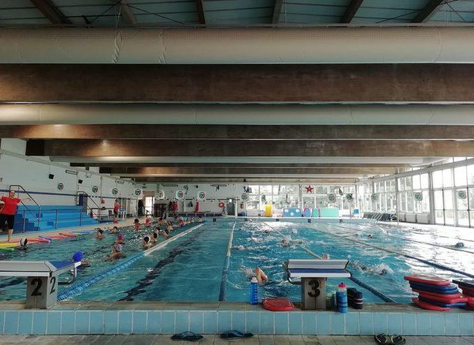 CAPANNORI – Riaperta la piscina comunale dopo le opere straordinarie