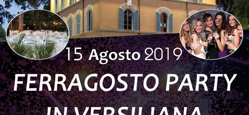 Versiliana – Party di Ferragosto, elegante ed imperdibile, a cura di Ostras Beach.