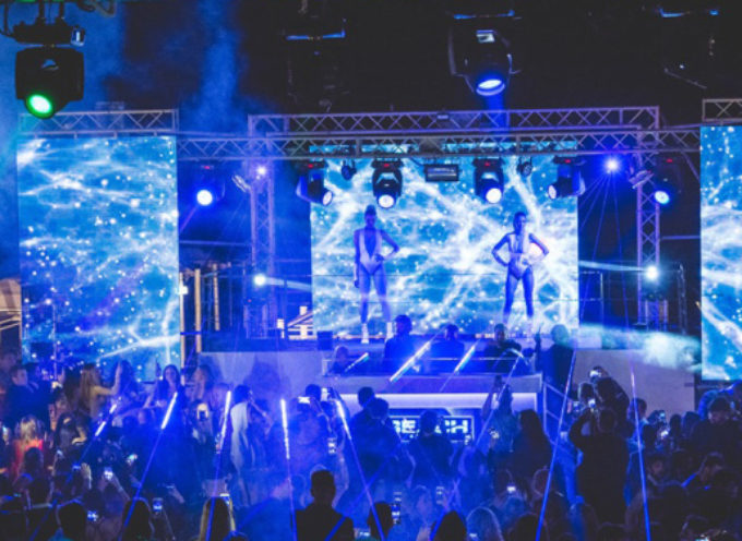 "MUSICA: ONE NIGHT ""FREQUENZA"" AL BEACH CLUB, RICKY LE ROY, MARIO PIÙ, PAOLO KIGHINE E LUCA PECHINO"