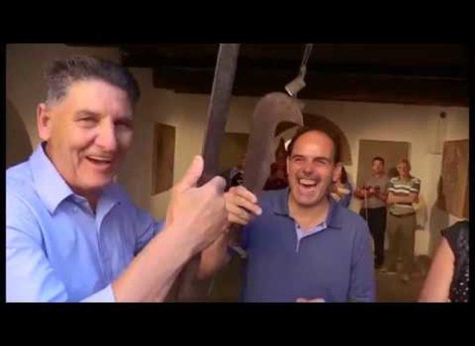 Inaugurata a Barga la mostra dedicata al Pennato