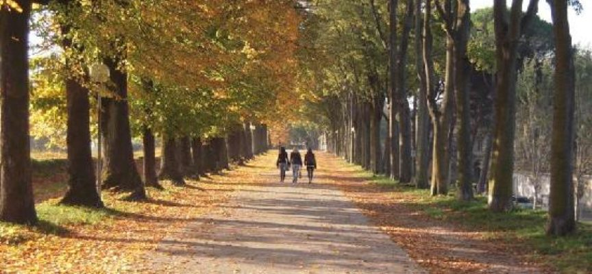 Le Mura e i parchi urbani di Lucca restano chiusi al pubblico