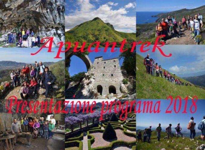 Facile escursione Apuantrek domenica 9 agosto: Torrente della Valpedogna con grigliata