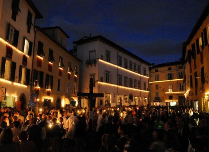 Lucca su Tv2000 per la Festa di Santa Croce