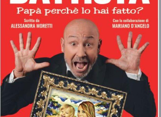 Villa Bertelli – Maurizio Battista e la sua pungente ironia