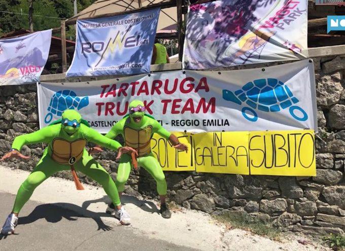 Le Tartarughe Ninja ivadono il paese