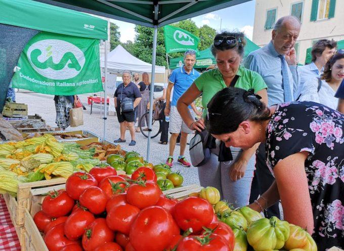 Da lunedì 4 maggio ripartono tutti i mercati con i soli operatori di generi alimentari. Un nuovo disciplinare per garantire la sicurezza.