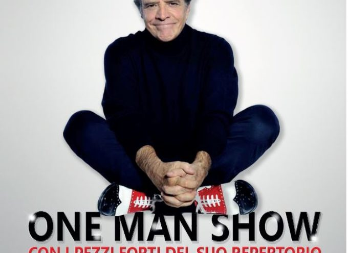 "Enrico Montesano in ""One Man show""  A VILLA BERTELLI"