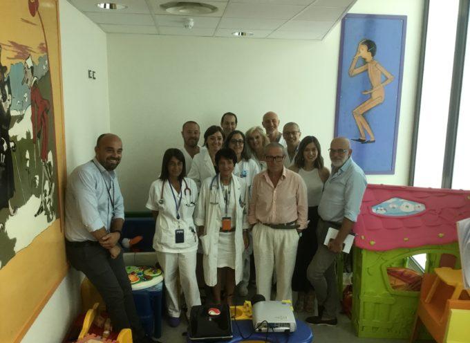 """L'ospedale """"San Luca"""" e l'AOUP insieme per i bambini – presentato il nuovo sistema di teleconsulto tra Pediatrie"""