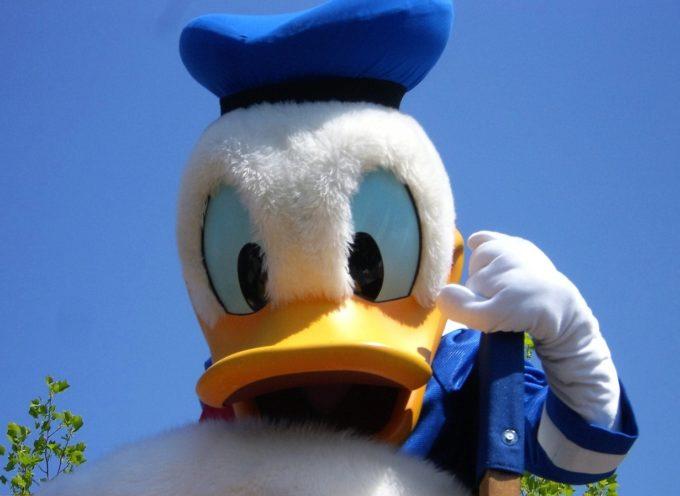 Paperino: la narrazione di Federico Motta Editore nell'Enciclopedia Motta Disney