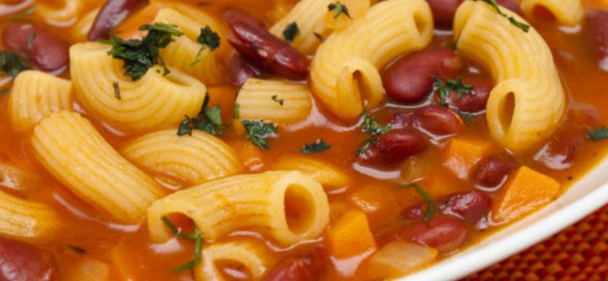 Pasta e fagioli richiamata per una non conformità microbiologica