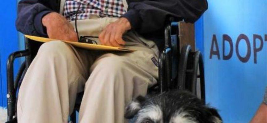 L'ultimo desiderio di quest'uomo in stato terminale è quello di portare a casa il suo cane