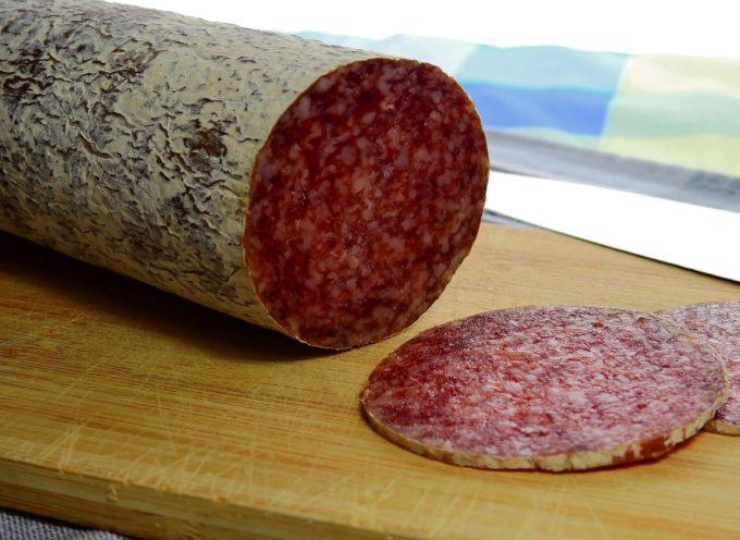 Presenza di salmonella, COOP richiama Strolghino Terre Ducali: ecco il salame da evitare