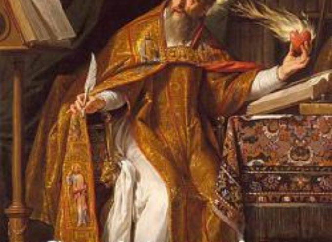 Il Santo del giorno, 28 Agosto, S. Agostino