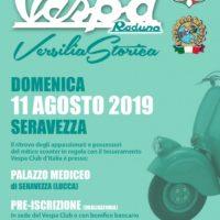 VESPA RADUNO – Appuntamento per domenica 11 agosto, a Palazzo Mediceo (8.30 apertura iscrizioni)