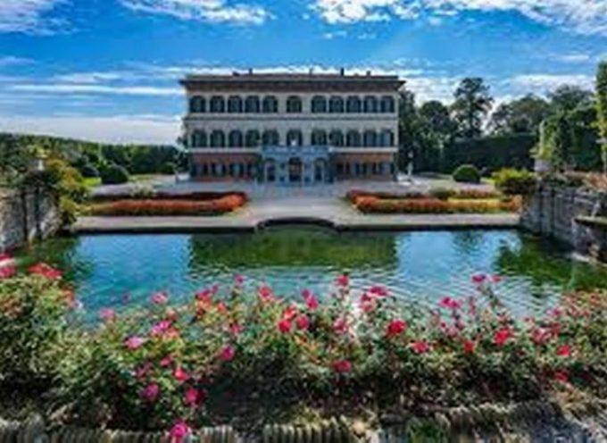 Visita guidata a Villa Reale, sabato 24 agosto