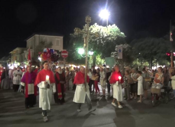 Partiti i festeggiamenti di Sant'Ermete: il Forte saluta l'estate