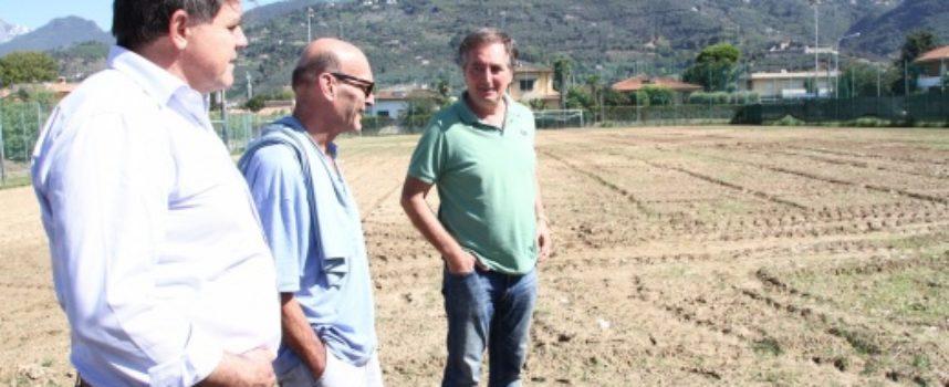 Impianti Sportivi: rinasce lo storico campo dello Iare, conto alla rovescia per riapertura